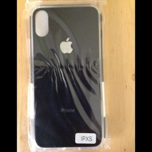 iPhone X(s) case with logo